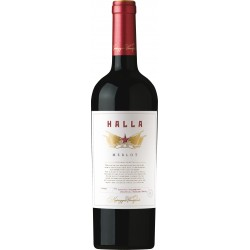 """Halla"" from the No Man's Land - Merlot"