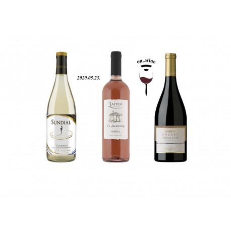 """""""Sextus"""" on-wine kóstoló csomag"""