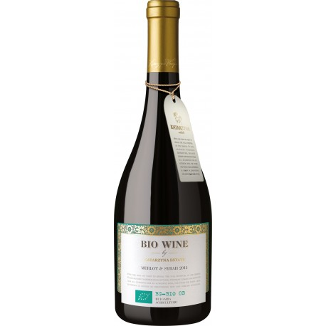 Bio Wine - Merlot & Syrah
